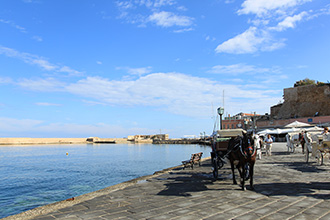 ギリシャと海