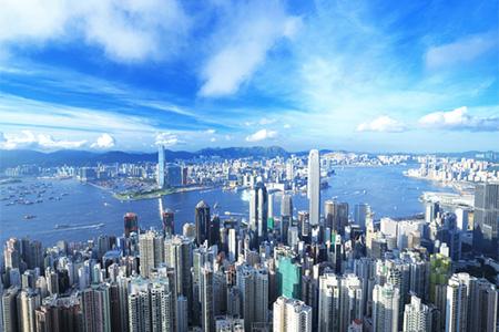香港・全景