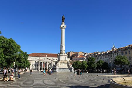 ポルトガル・広場